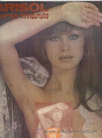MARISOL Y LOS BOHEMIOS PARAGUAYOS / LP 33 RPM / EDITADO POR NOVOLA (Música - Discos - LP Vinilo - Solistas Españoles de los 50 y 60)