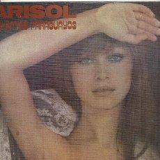 Discos de vinilo: MARISOL Y LOS BOHEMIOS PARAGUAYOS / LP 33 RPM / EDITADO POR NOVOLA. Lote 23624097