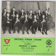 Discos de vinilo: COBLA BARCELONA-SARDANES. Lote 22820497