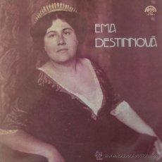 Discos de vinilo: EMA DESTINNOVA - 1976 - VERDI, PUCCINI, WAGNER LP + LIBRETO DE 8 PÁGINAS - EDITADO EN CHECOSLOVAQUIA. Lote 26274172