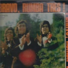 Discos de vinilo: BRAVO RUMBA TRES. Lote 20435378