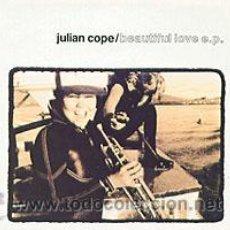 Discos de vinilo: JULIAN COPE - BEAUTIFUL LOVE E.P. - MAXI-SINGLE ISLAND RECORDS - 12IS483 - US 1991 - NUEVO. Lote 20471852