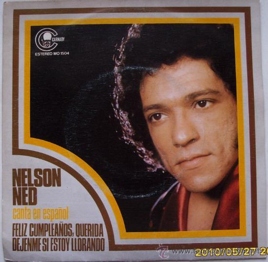 NELSON NED (Música - Discos - Singles Vinilo - Cantautores Internacionales)