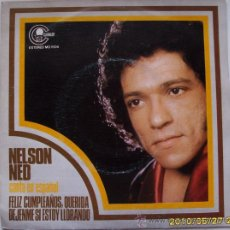 Discos de vinilo: NELSON NED. Lote 23685169