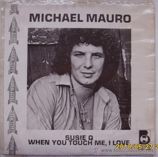 MICHAEL MAURO (Música - Discos - Singles Vinilo - Cantautores Internacionales)