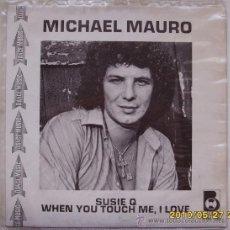 Discos de vinilo: MICHAEL MAURO. Lote 23659399