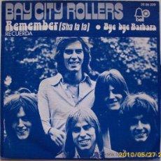 Discos de vinilo: BAY CITY ROLLERS. Lote 25469908