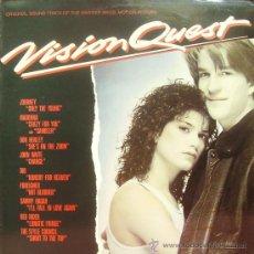 Discos de vinil: BSO VISION QUEST LP 1985 SPAIN. Lote 20480705