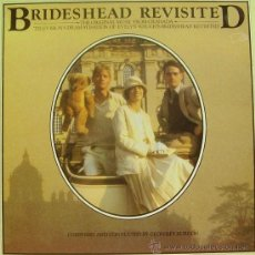 Discos de vinilo: BSO BRIDESHEAD REVISITED LP 1986 SPAIN. Lote 20480776
