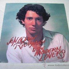 Discos de vinilo: LP JONATHAN RICHMAN & THE MODERN LOVERS VINILO. Lote 58361435