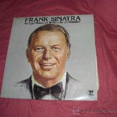 Discos de vinilo: FRANK SINATRA DOBLE LP 40 CANCIONES DE LA VIDA DE UN HOMBRE 1977 SPA REPRISE. Lote 20542584