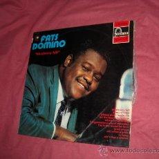 Discos de vinilo: FATS DOMINO LP BLUEBERRY HIL LP FONTANA SPA VER FOTO ADICIONAL. Lote 20545710