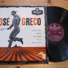 Discos de vinilo: JOSE GRECO BALLET . Lote 20552342