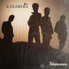 Disques de vinyle: LA GUARDIA / VÁMONOS . Lote 20673706