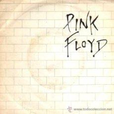Discos de vinilo: PINK FLOYD - EL MURO - SINGLE ESPAÑOL DE VINILO DE 1979. Lote 20587673