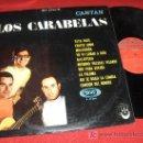 Discos de vinilo: LOS CARABELAS CANTAN LP 1968 SONOPLAY . Lote 23152949