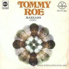 Disques de vinyle: TOMMY ROE - DIZZY - EP MEJICANO ORIGINAL DE EPOCA. Lote 44261248