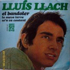 Discos de vinilo: LLUIS LLACH 1968. Lote 25410323