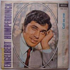 Discos de vinilo: ENGELBERT HUMPERDINCK - 1967. Lote 25644693