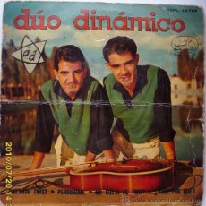 Discos de vinilo: DUO DINAMICO 1962. Lote 26439267