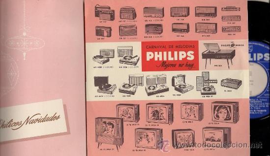Discos de vinilo: ROCÍO DÚRCAL - EP PUBLICITARIO PHILIPS - 1966 - Foto 2 - 27008201