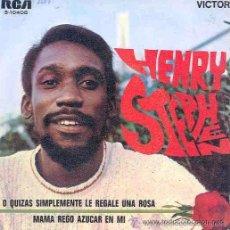 Discos de vinilo: HENRY STEPHEN - O QUIZÁS SIMPLEMENTE LE REGALE UNA ROSA - 1969. Lote 20624020
