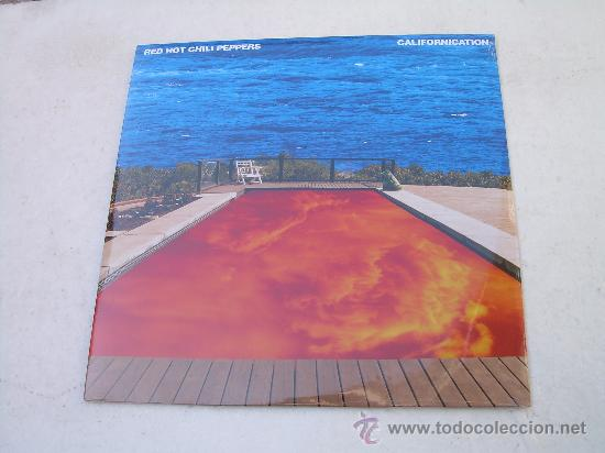2LP RED HOT CHILI PEPPERS CALIFORNICATION VINILOS (Música - Discos - LP Vinilo - Pop - Rock Extranjero de los 90 a la actualidad)