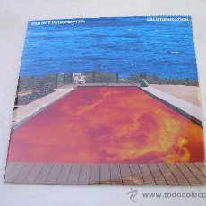 Discos de vinilo: 2LP RED HOT CHILI PEPPERS CALIFORNICATION VINILOS. Lote 143489005