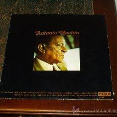 Discos de vinilo: ANTONIO MACHIN 10 PULGADAS ESPECIAL CIRCULO LECTORES . Lote 20659491