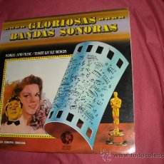 Discos de vinilo: JUDY GARLAND WORDS AND MUSIC-THREE LITTLKE WORDS-LP BANDA SONORA ORIGINAL MGM SPA. Lote 21747055