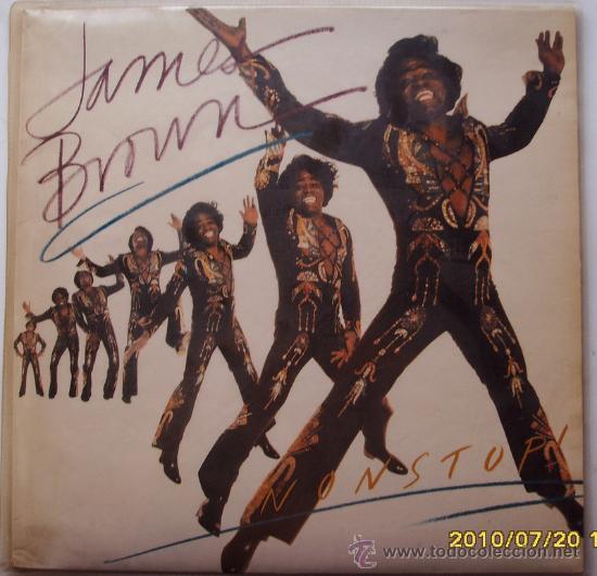 JAMES BROWN - 1981 (Música - Discos - LP Vinilo - Funk, Soul y Black Music)