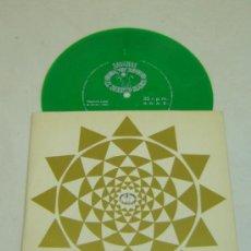 Discos de vinilo: DISCO SINGLE PLASTICO-FELICITACION NAVIDEÑA SABANAS BURRITO BLANCO-NOCHE DE PAZ- 1969 - MUY RARO. Lote 25759228