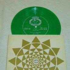 Discos de vinilo: DISCO SINGLE PLASTICO-FELICITACION NAVIDEÑA SABANAS BURRITO BLANCO-CAPELLA MUSICA BURES- 1969 - MUY . Lote 27425517
