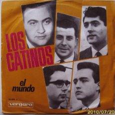 Discos de vinilo: LOS CATINOS - 1965. Lote 27613828