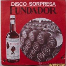 Discos de vinilo: FUNDADOR 4 DISCOS. Lote 25195249