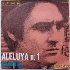 Discos de vinilo: AUTE LUIS EDUARDO - 1967. Lote 26098619