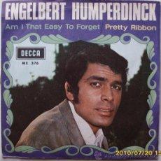 Discos de vinilo: ENGELBERT HUMPERDINCK. Lote 25866809