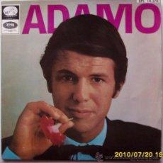Discos de vinilo: ADAMO 1967. Lote 27536955