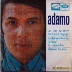 Discos de vinilo: ADAMO 1968. Lote 27536975