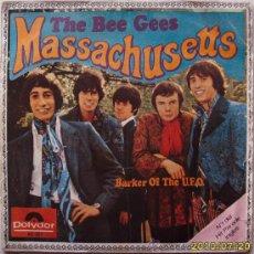 Discos de vinilo: BEE GEES THE. Lote 25042980