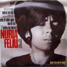 Discos de vinilo: NURIA FELIU. Lote 23700286