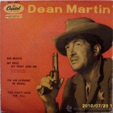 Discos de vinilo: DEAN MARTIN CIR. 1959. Lote 27198519