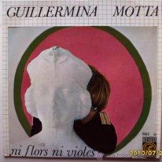 Discos de vinilo: GUILLERMINA MOTTA. Lote 23700294