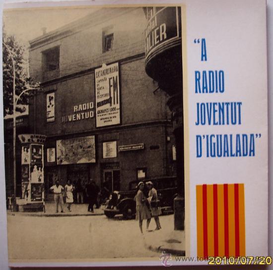IGUALADA RADIO JUVENTUT D´IGUALADA 1971 (Música - Discos - Singles Vinilo - Étnicas y Músicas del Mundo)
