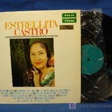 Discos de vinilo: - ESTRELLITA CASTRO - SERIE ETIQUETA VERDE - ZAFIRO ESPAÑA 1972. Lote 24021364