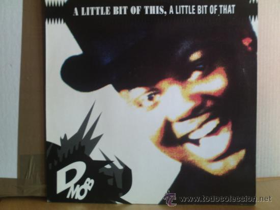 D MOB ---- A LITTLE BIT OF THIS,A LITTLE BIT OF THAT (Música - Discos - LP Vinilo - Funk, Soul y Black Music)