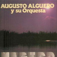 Discos de vinilo: LP AUGUSTO ALGUERO - MAGICO SONIDO . Lote 26735501