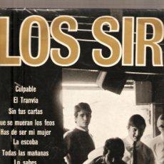 Discos de vinilo: LP LOS SIREX - EDITADO POR DISCOS VERGARA EN 1965. Lote 26769393