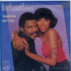 Discos de vinilo: BILLY PRESTON & SYREETA / SEARCHIN / HEY YOU (SINGLE 81). Lote 20723923
