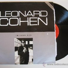 Discos de vinilo: LP - LEONARD COHEN -